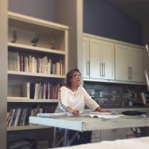 Karen Winship Ridout, President, Port Aransas Art Center