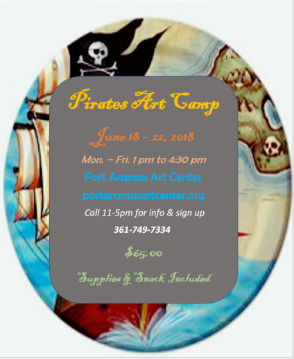Pirate Camp June 2018