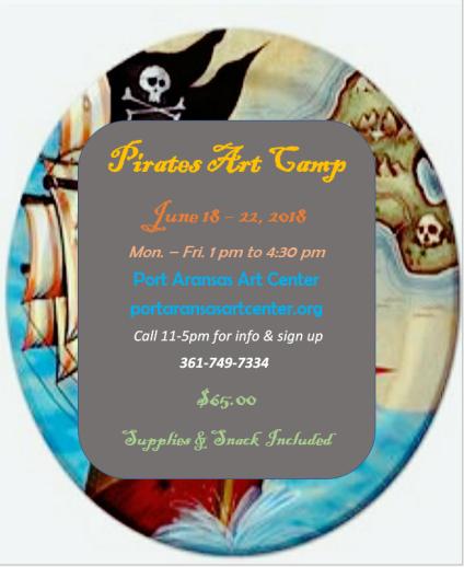 Pirate Camp June 2018