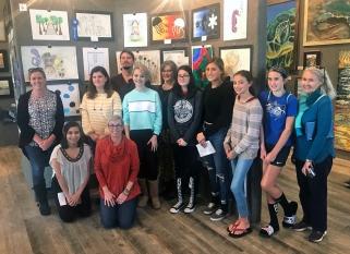 Student Art Show 2018