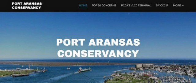 Port Aransas Conservancy - Home