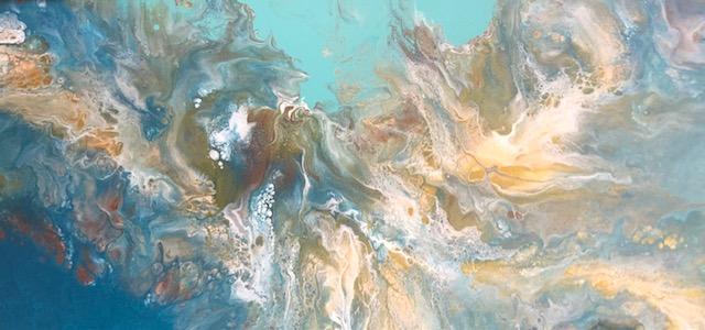 Vanessa Spittler Fluid Acrylic